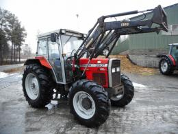Traktor Massey Ferguson 9-w-T30 T 1320 HiLine 12/12