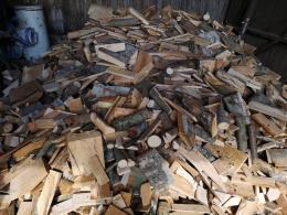Tűzifa bükkfa bűtlés