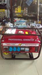 UJ Generator (árramfejlesztö) 6,5kw Royal Kraft
