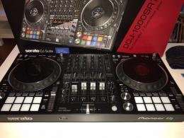 Vadonatúj Pioneer DJ DDJ-1000SRT 4-csatornás professzionális