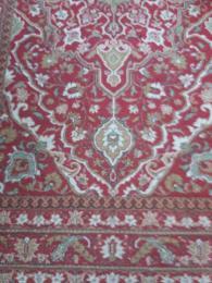 Vastag perzsa szőnyegek
