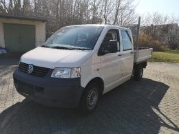 Volkswagen T5 -1.9 tdi -6 szem+platos -276000 kmhs