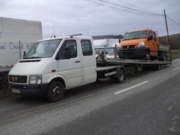 VW LT 46 3.5T Nyerges