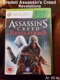 Xbox 360 Assassins Creed Revelations - Eredeti játék