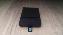 Xbox 360 eredeti 320 GB-os merevlemez - HDD