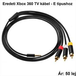 Xbox 360 Eredeti TV kábel - E típushoz