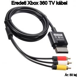 Xbox 360 Eredeti TV kábel - FAT és Slim Típushoz