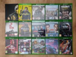 Xbox One játékok - Forza 5,7 - FIFA 21 -Truck Drive - WWII