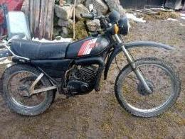 Yamaha dt 6 sebességes